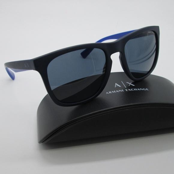 a4c3029eba46 Armani Exchange AX4058S Men's Sunglasses/DAL316. Armani Exchange.  M_5b08596ea44dbe75f0cc5968. M_5b08596d72ea8823769bf297.  M_5b08596edaa8f60e27b6b6d9